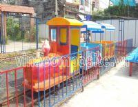 Trò chơi xe lửa trẻ em khu vui chơi